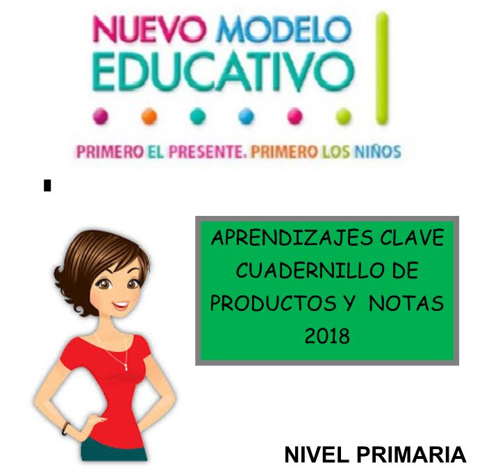 Productos completos Aprendizajes Clave 1° Primer Grado ... - photo#33