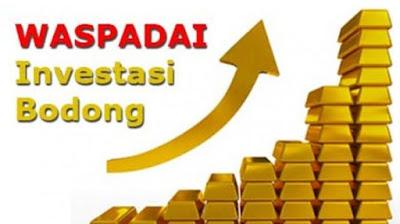 Aqsha Riani Fatya: Investasi Bodong Emas Oleh PT. GAMA
