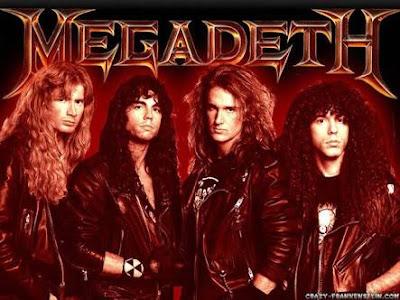 Megadeth band