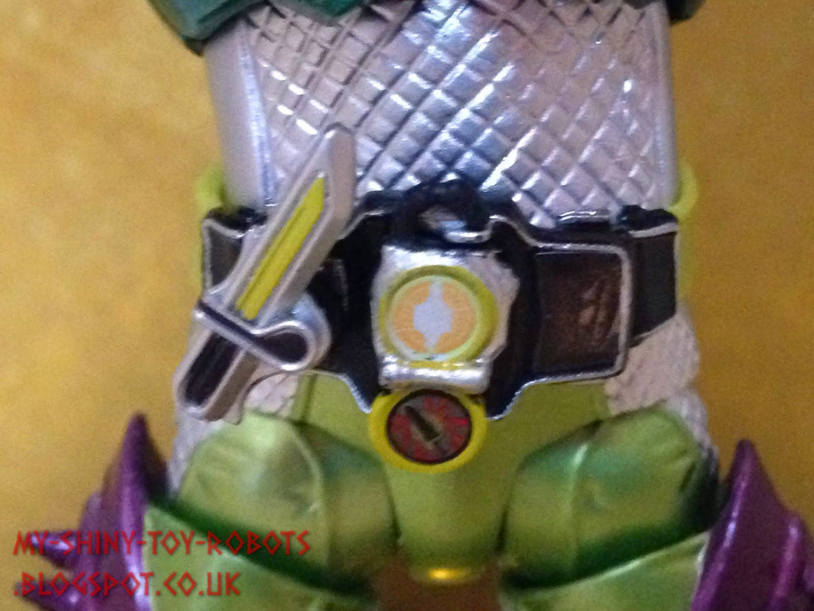 Sengoku Driver close up