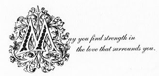 VERSE INSIDE OF SYMPATHY CARD