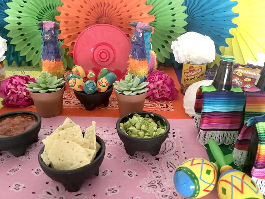 Cinco de Mayo Fiesta Party Ideas | BellaGrey Designs