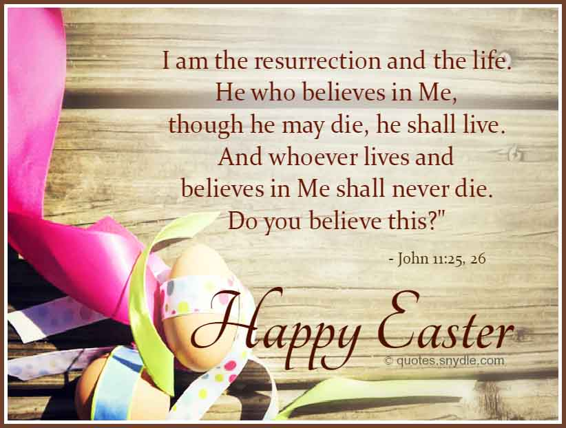 Easter Bible Quotes Inspiration Easter Quotes From The Bible  Easter Bible Verses  Easter Bible