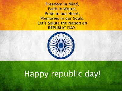 Republic Day Wishes, Messages, Quotes, Sms with Images