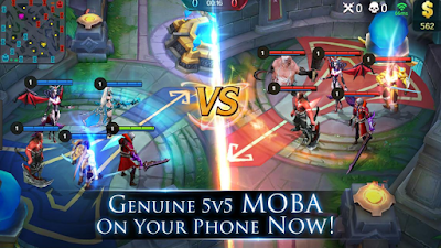 Download Mobile Legends: Bang Bang Mod Apk + Data Terbaru