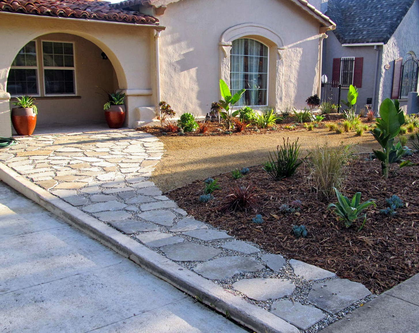 Fairy Yardmother Landscape Design: From Front Lawn to Low ... on Low Maintenance Backyard  id=54554