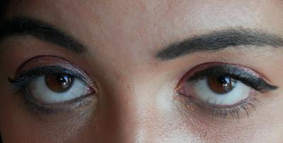 Plusieurs Maquillages d'Automne