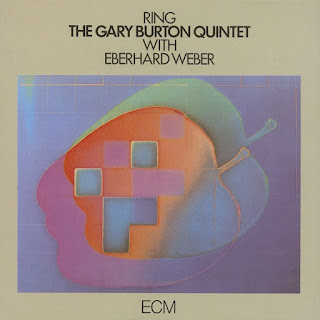 The Gary Burton Quintett With Eberhard Weber - 1974 - Ring