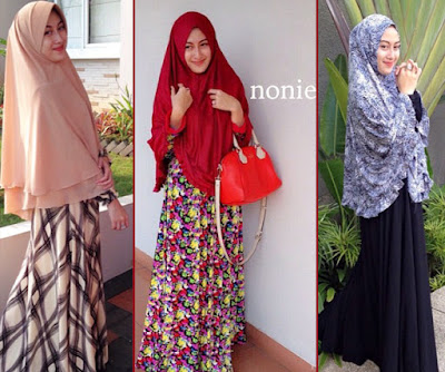 Trend Fashion Hijab Masa Kini di Indonesia
