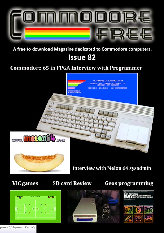 Commodore Free Magazine Issue 82 - 2014