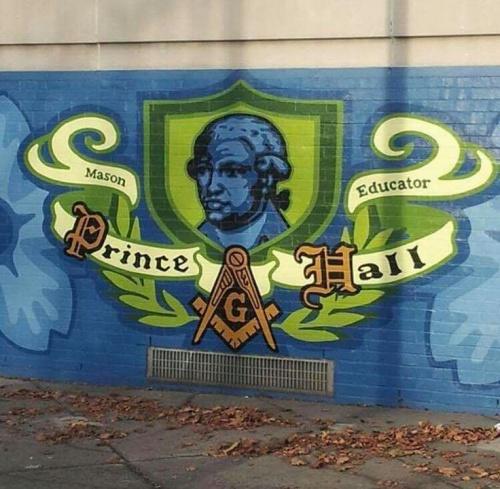 Freemasons For Dummies: Students Create Masonic Mural in Myrtle Beach