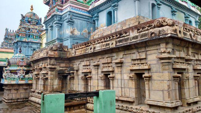 View Of Sri Kalyana Sundareswarar Temple Complex