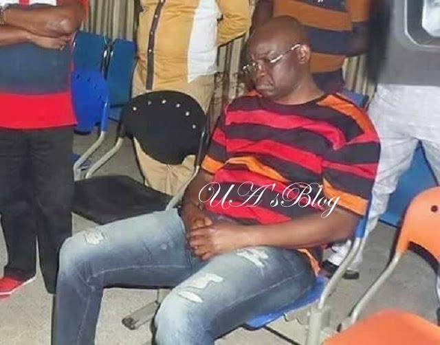 BREAKING: 'Presidency Orders EFCC To Arrest, Detain Fayose Indefinitely'