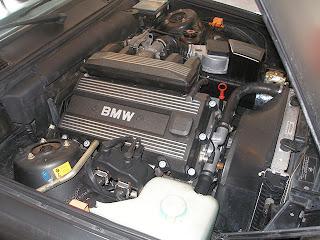 E21 M42 Drivetrain Swap - Straight Six