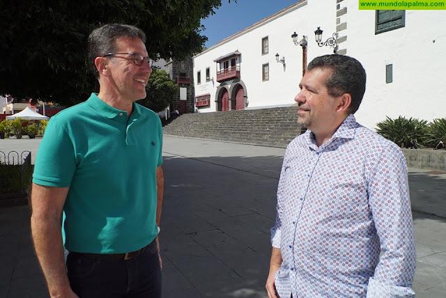 Suso Nuño acompañará a Juanjo Cabrera  como número dos en la lista a la alcaldía de la capital