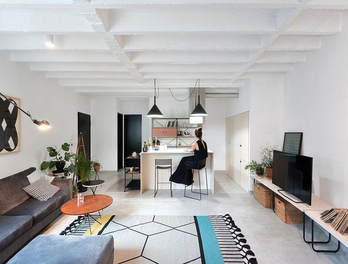 Wunderbar Beton Küchenboden Bilder - Ideen Für Die Küche Dekoration