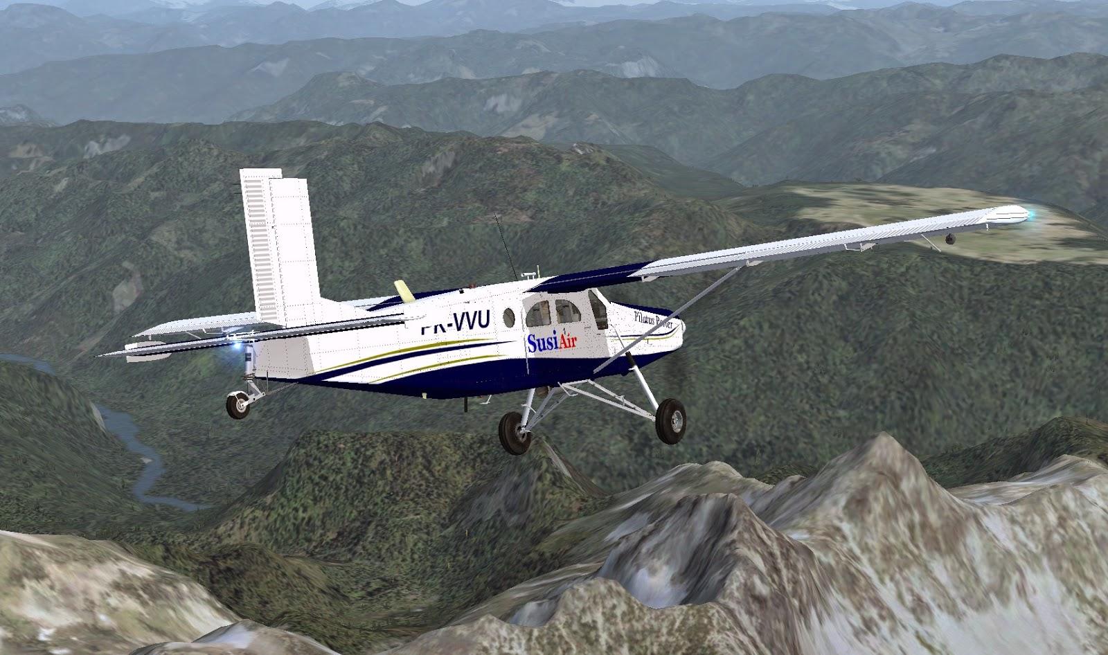 South West Flight Simulation: September 2014