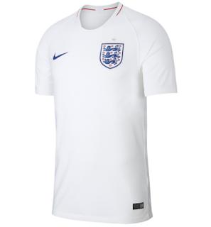 Jersey Inggris yang Digunakan Pada Piala Dunia 2018 dan Tips Membelinya