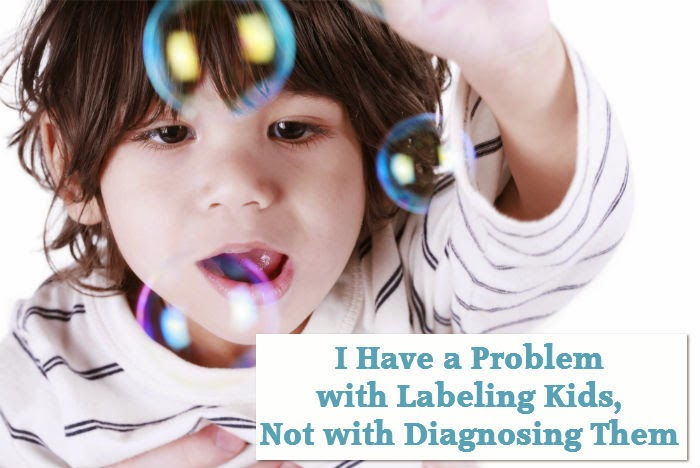 In this post, I challenge the concept of 'labels' when it comes to children and their special needs diagnoses. #specialneeds #parenting