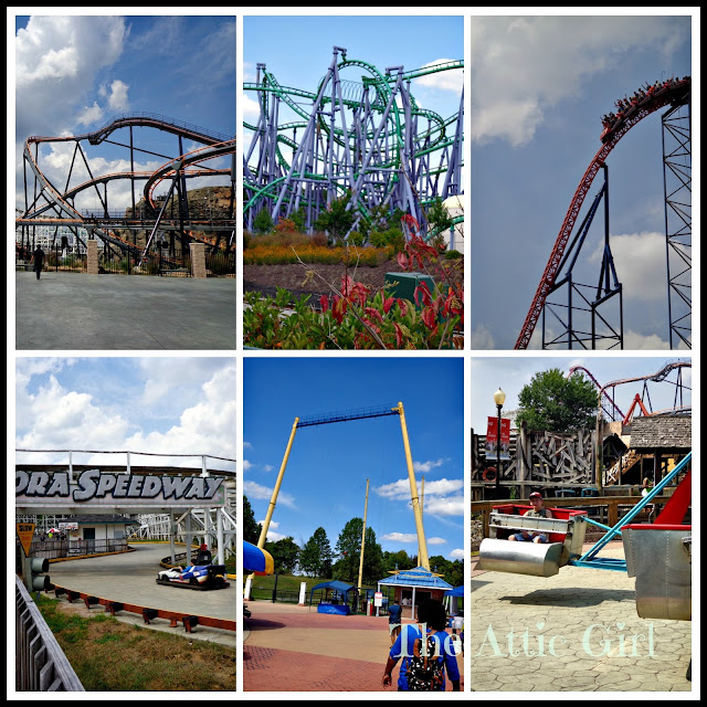 amusement parks in Maryland