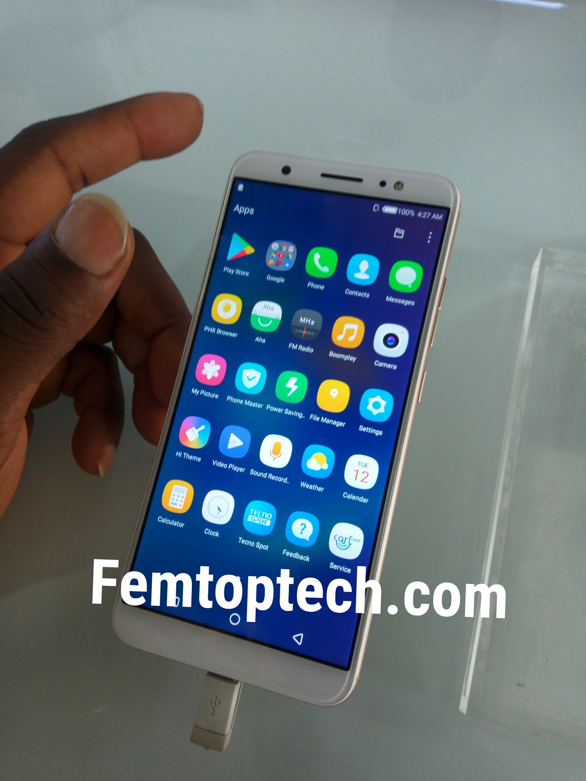 Tecno Camon CM Quick Hands-On Review