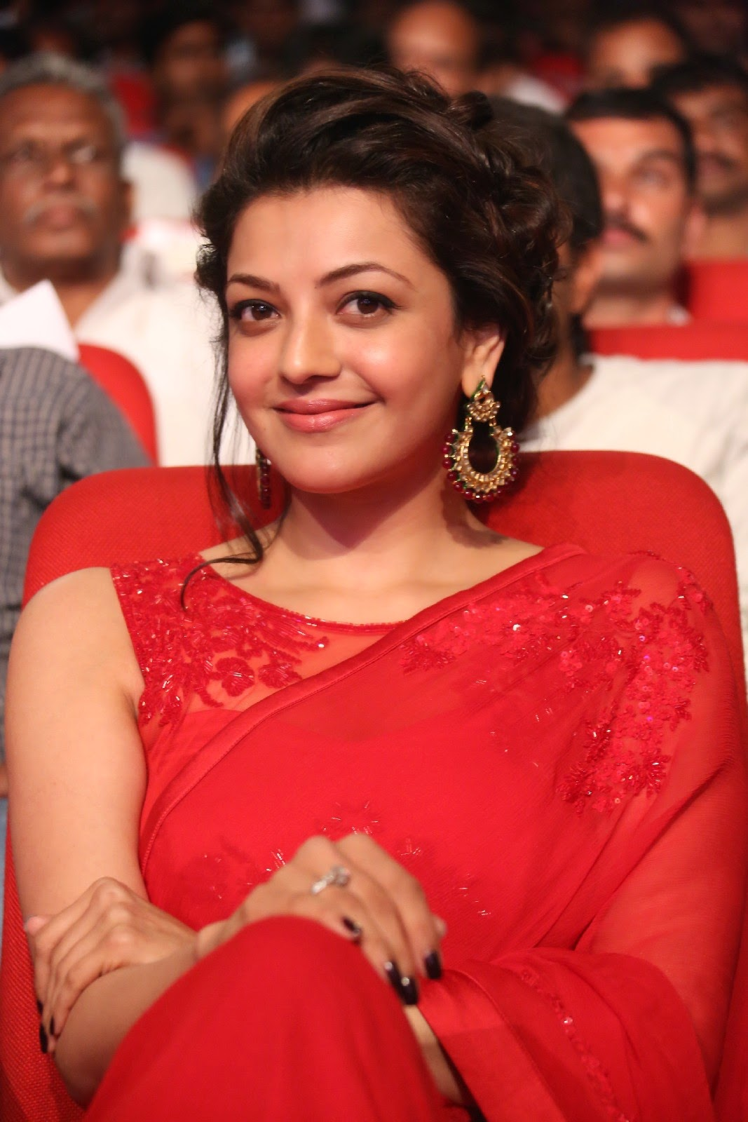 High Quality Bollywood Celebrity Pictures Kajal Aggarwal -5105