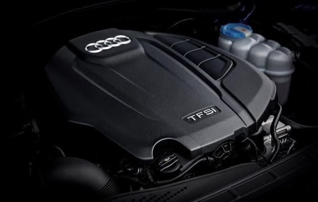 2017 Audi A7 Engine