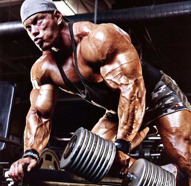bodybuilding training intensity