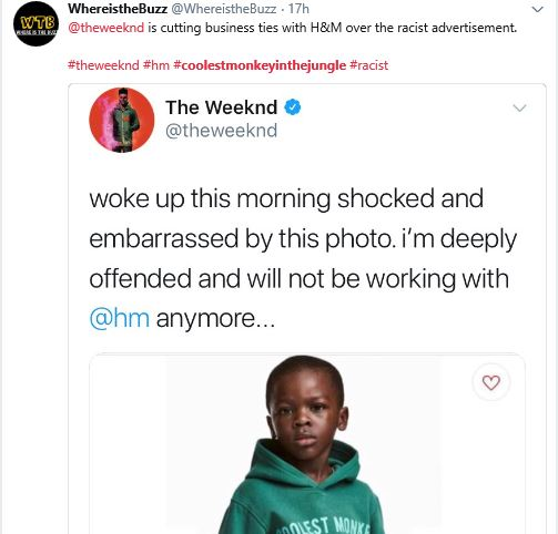 H&M Apologises For Its Racist Children's Hoddie! Was It That Bad?