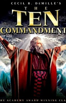 Xem Phim 10 Điều Răn Của Chúa