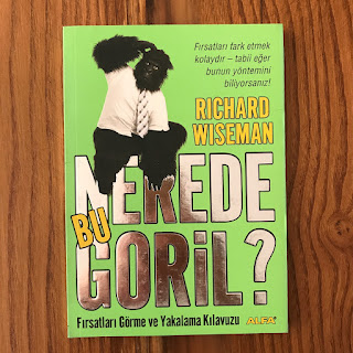 Nerede Bu Goril? - Richard Wiseman