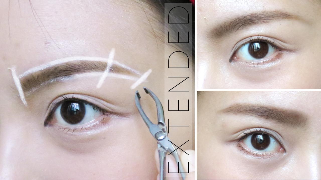 HOW TO: Shape and Groom Eyebrow (For Beginners) | MADOKEKI ...