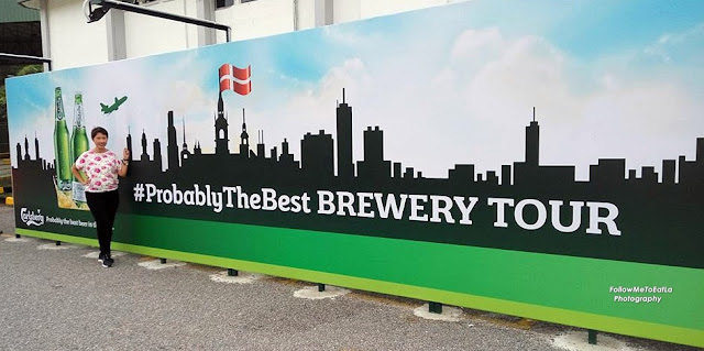 'What's Brewing at Carlsberg's Probably the Best Brewery Tour' ~ VIP Brewery Tour Ex-Beer-ience In Shah Alam