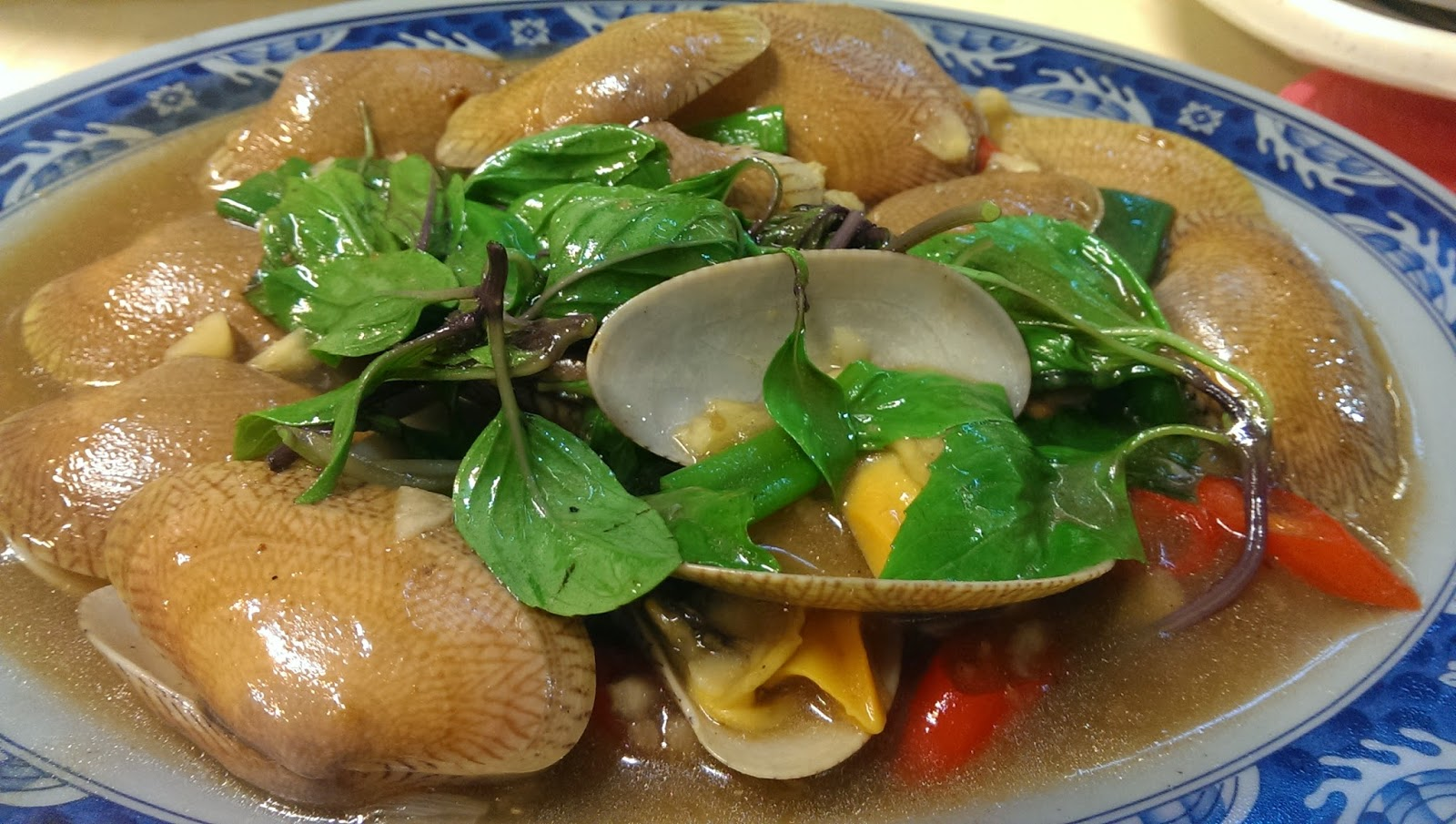 2015 02 02%2B12.44.29 - [食記] 葉家生魚片 - 布袋觀光漁市中的鮮魚餐廳
