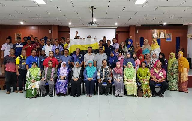 Good Luck Team Veterinar Perak Untuk Sukan Veterinar 2018