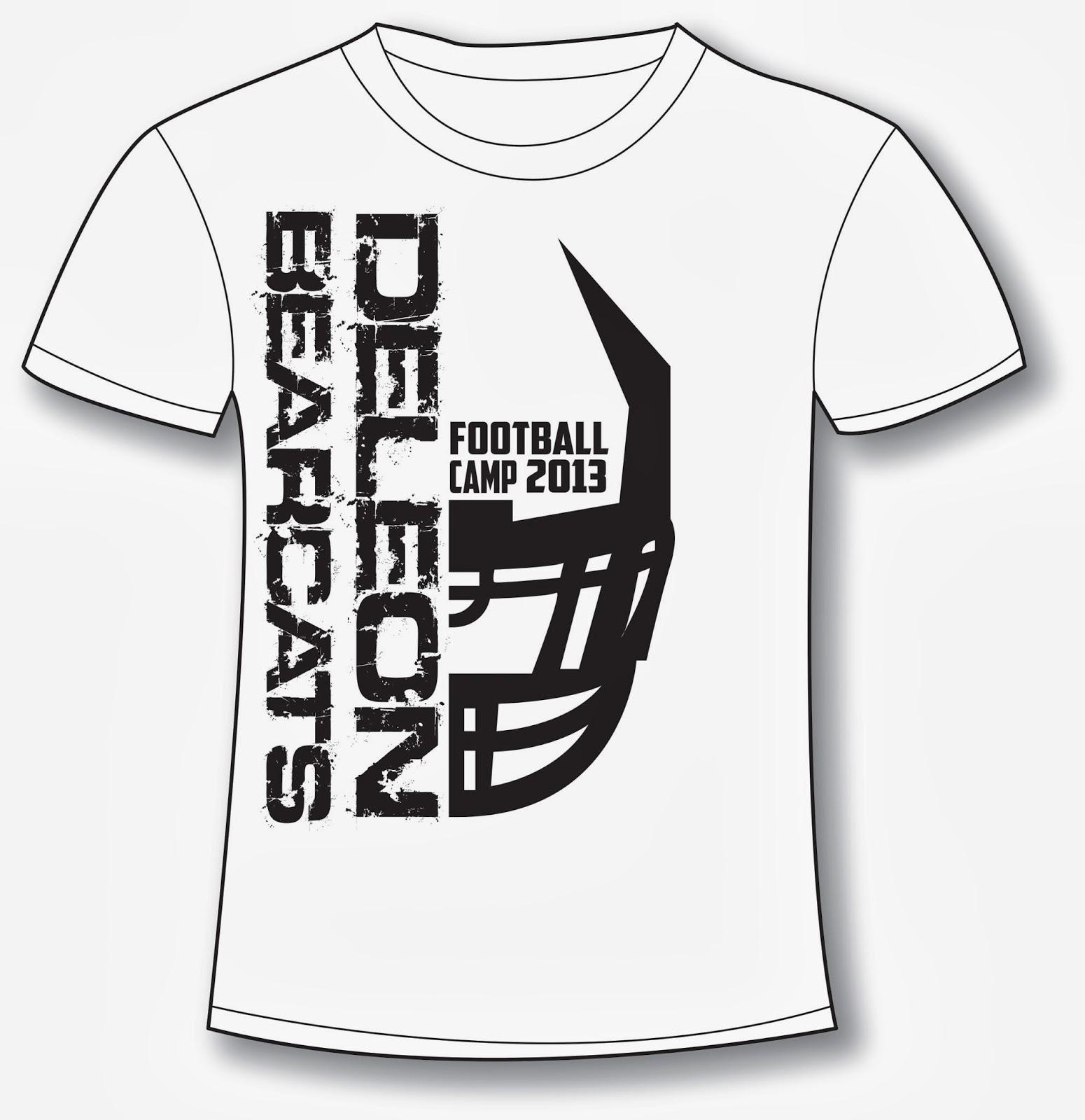 4cf99364515 Design Football T Shirts | Top Mode Depot