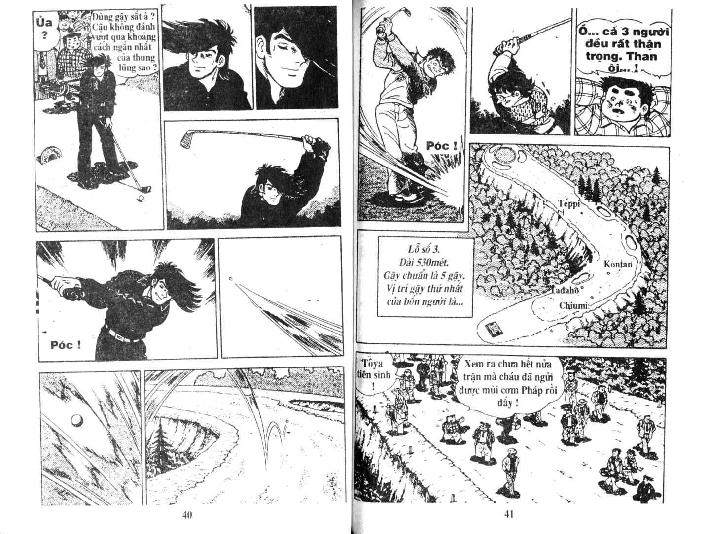 Ashita Tenki ni Naare chapter 5 trang 19