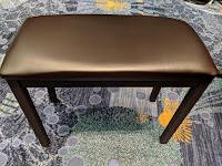 Pictures of Kawai KDP110 digital piano bench