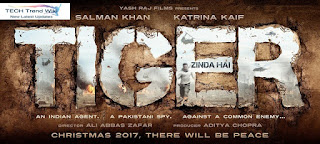 Salman khan upcoming movie Tiger Abhi zinda hai