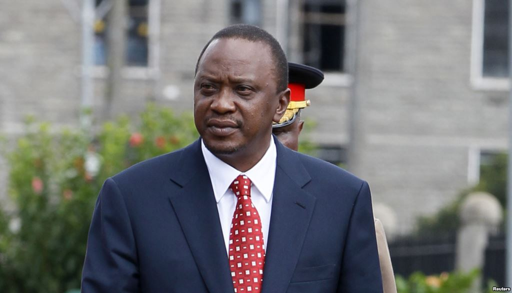 Intense Night Long Meetings As President Kenyatta Prepares To Address The Nation