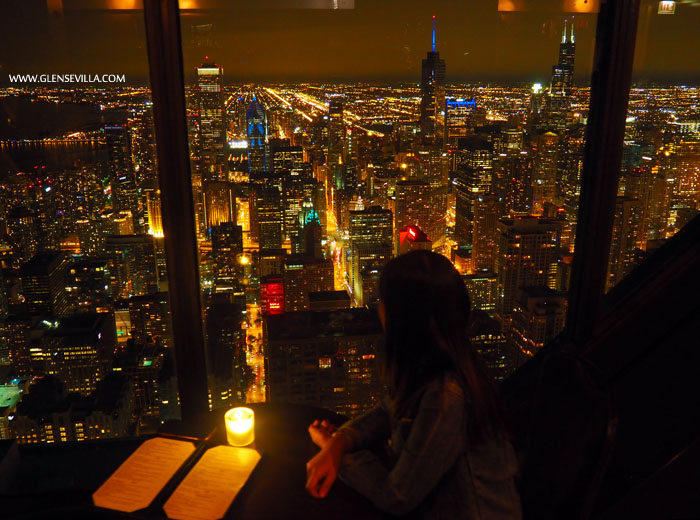 Chicago; Skyline; Signature Lounge; Soloista