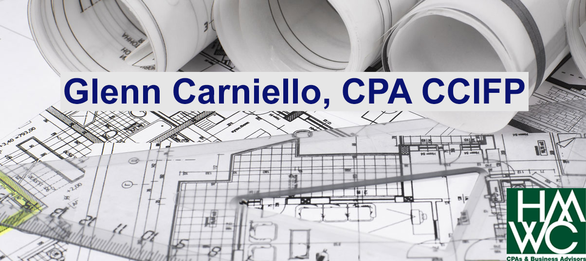 Glenn Carniello CPA - Orange County - San Diego - Los Angeles - Construction CPA Manufacturing CPA