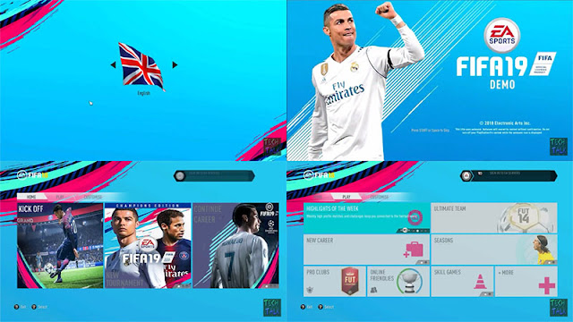 Fifa 19 Theme Mod For Fifa 14 Micano4u Full Version Compressed Free Download Pc Games