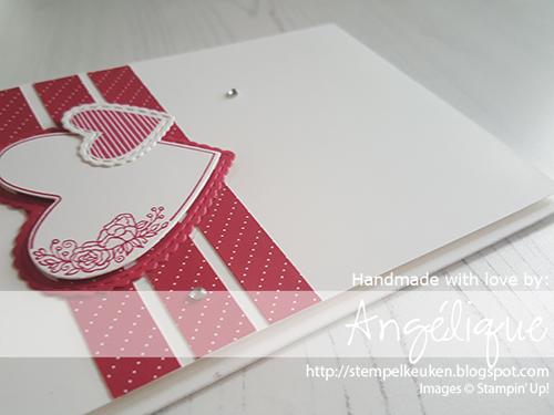 de Stempelkeuken Stampin'Up! producten koopt u bij de Stempelkeuken #stempelkeuken #stampinup #stampinupnl #stempelen #stamping #kaartenmaken #papercrafter #cardmaking #cards #kaarten #cardmakersofinstagram #valentijn #valentine #valentijnsdag #bruiloft #liefde #houvanjou #verliefd #geliefd #workshop #harten #heart #denhaag #delft #rijswijk #westland