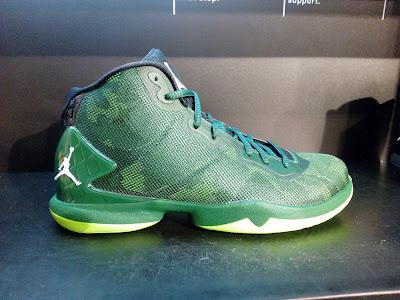 e30cff0b94c51c Jordan Super.Fly 4 Goes Green