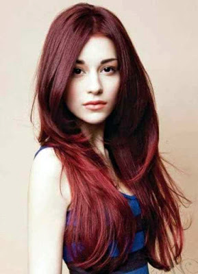 Model Rambut Segi Panjang Terbaik Untuk Wanita Muda