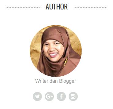 blogger milda ini