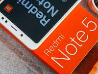 Spesifikasi dan Harga Smarthone Terbaru Redmi Note 5 AI, Juga Perbandingannya
