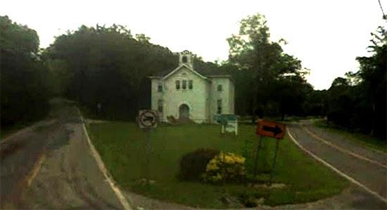 Helltown - Ohio - Cidade Fantasma - Igreja