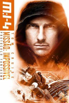 Missão Impossível: Protocolo Fantasma 4K Torrent – BluRay 2160p Dual Áudio